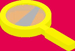 Magnifying Illustration
